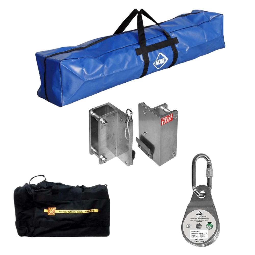 Fall Protection and Height Safety accessories - Fyns Kran Udstyr A/S