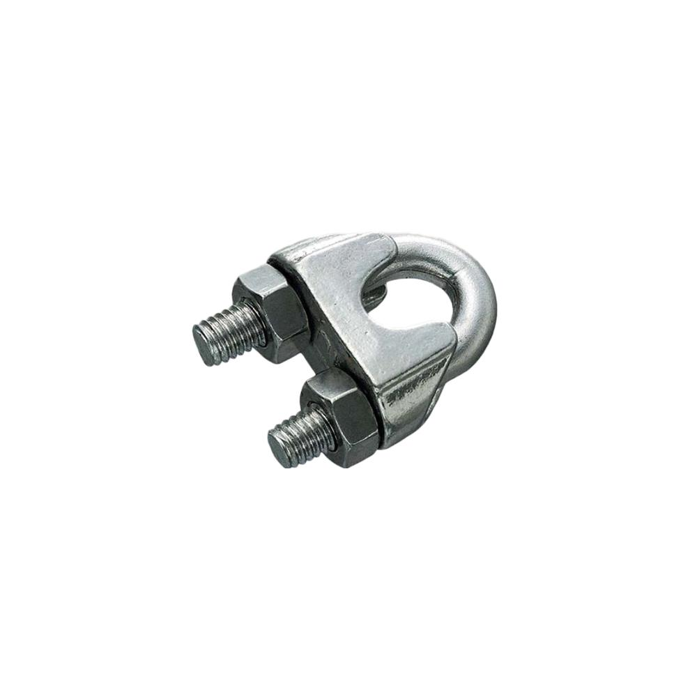 Wire Rope Clips - Fyns Kran Udstyr A/S