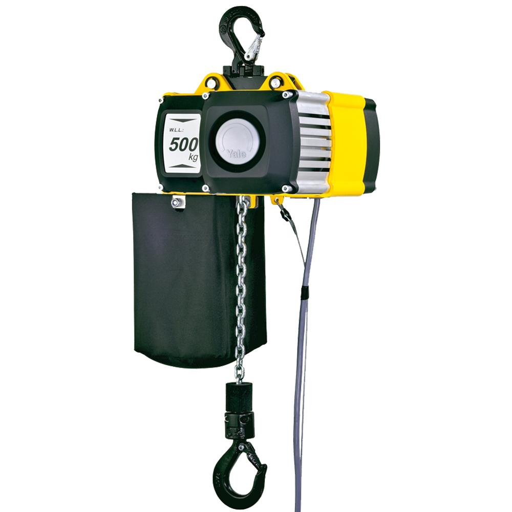 Electric Chain Hoists - Fyns Kran Udstyr A/S